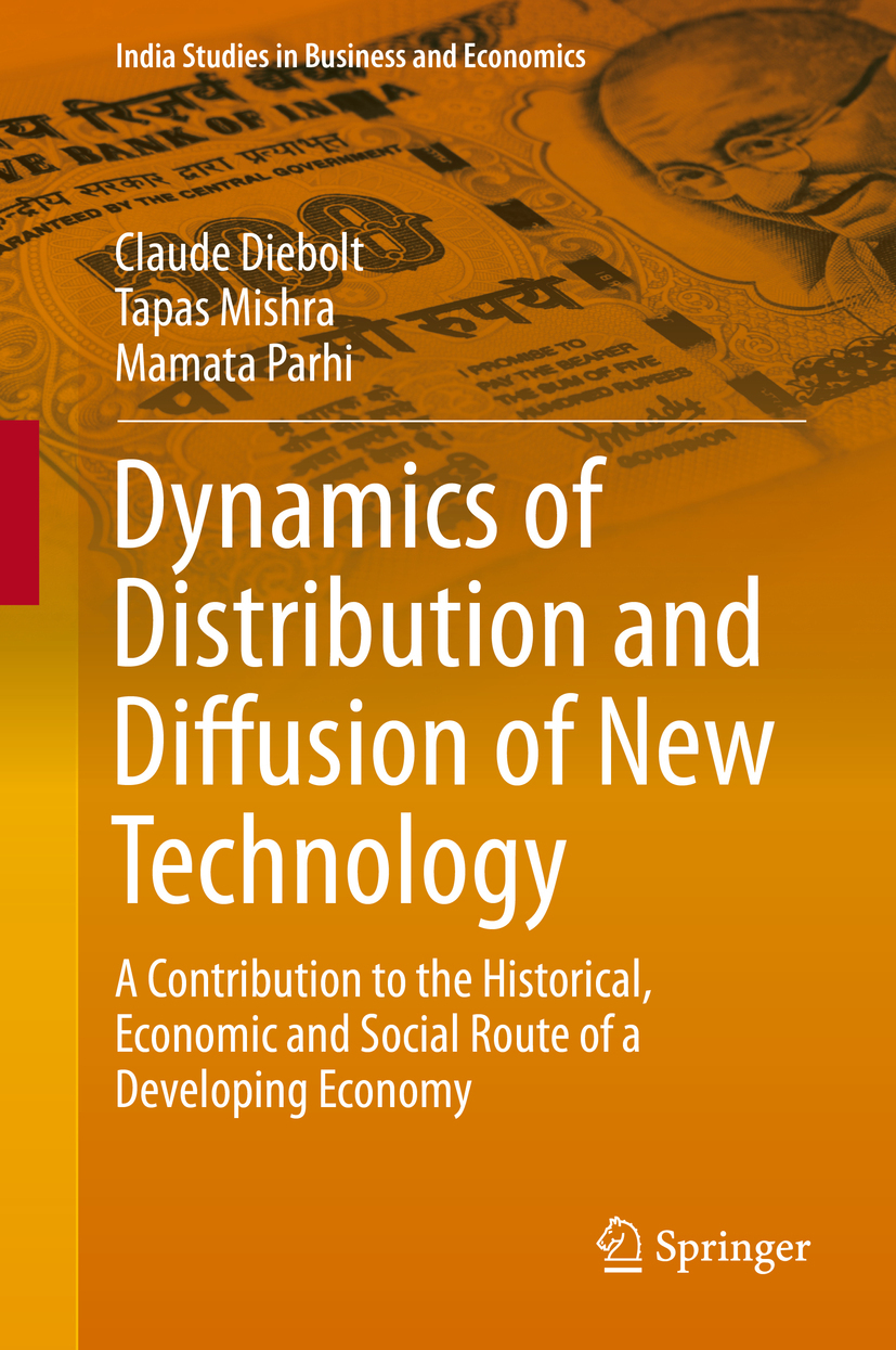 Diebolt, Claude - Dynamics of Distribution and Diffusion of New Technology, ebook