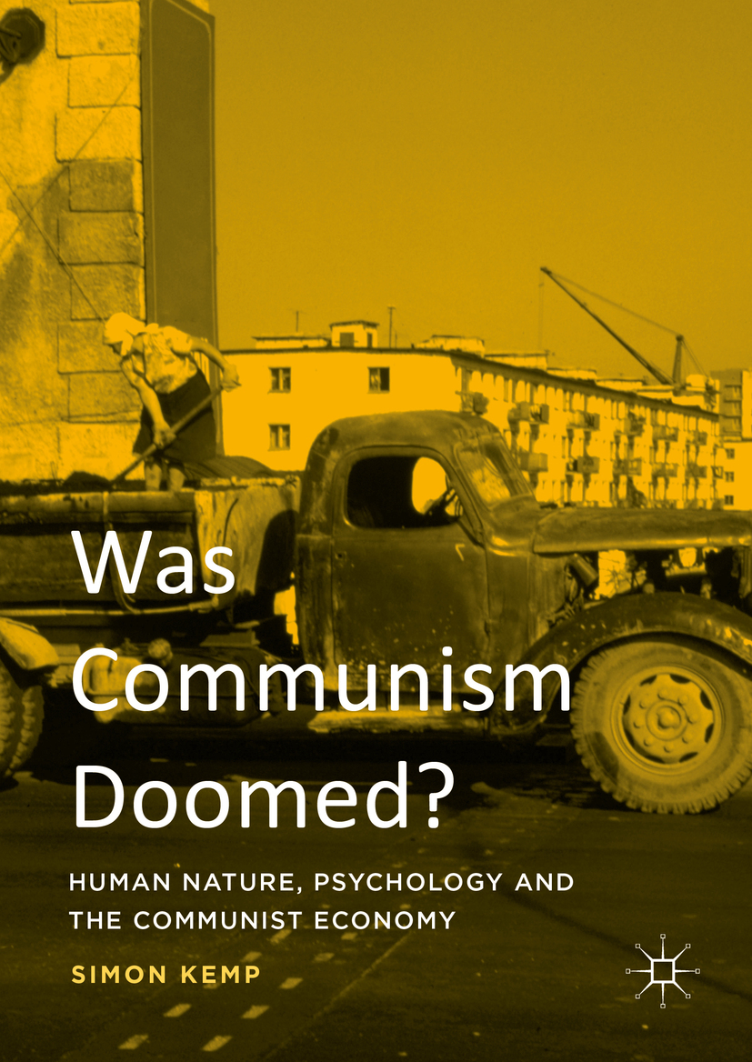 Kemp, Simon - Was Communism Doomed?, ebook