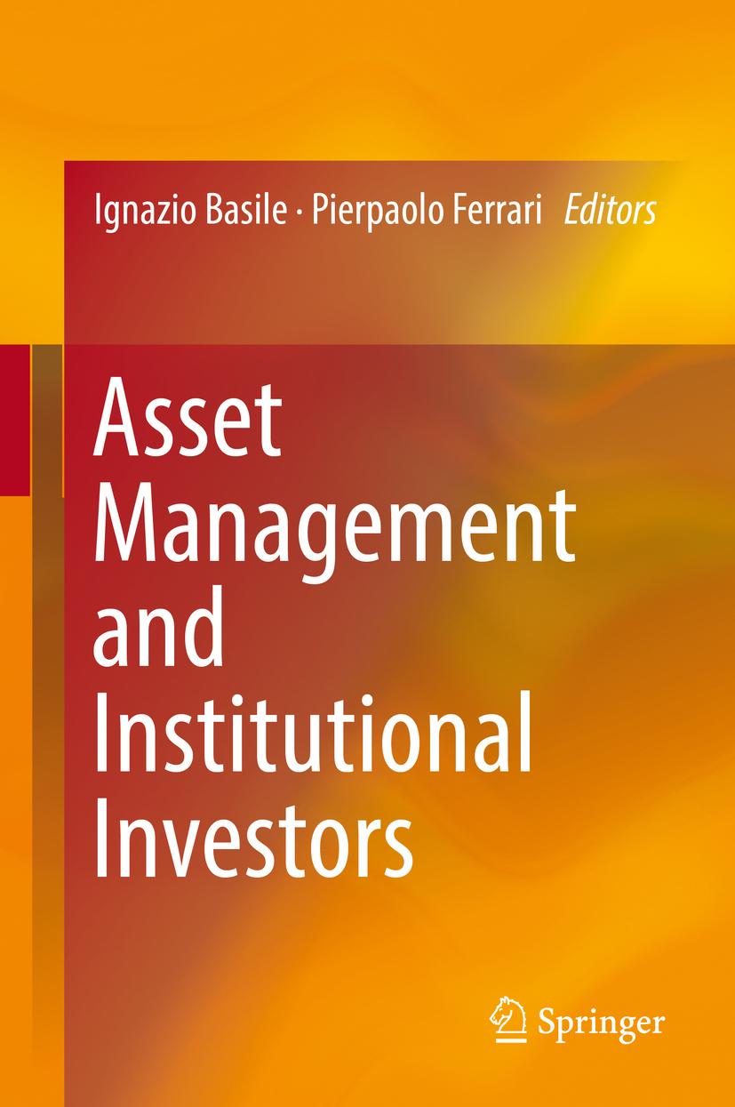 Basile, Ignazio - Asset Management and Institutional Investors, ebook
