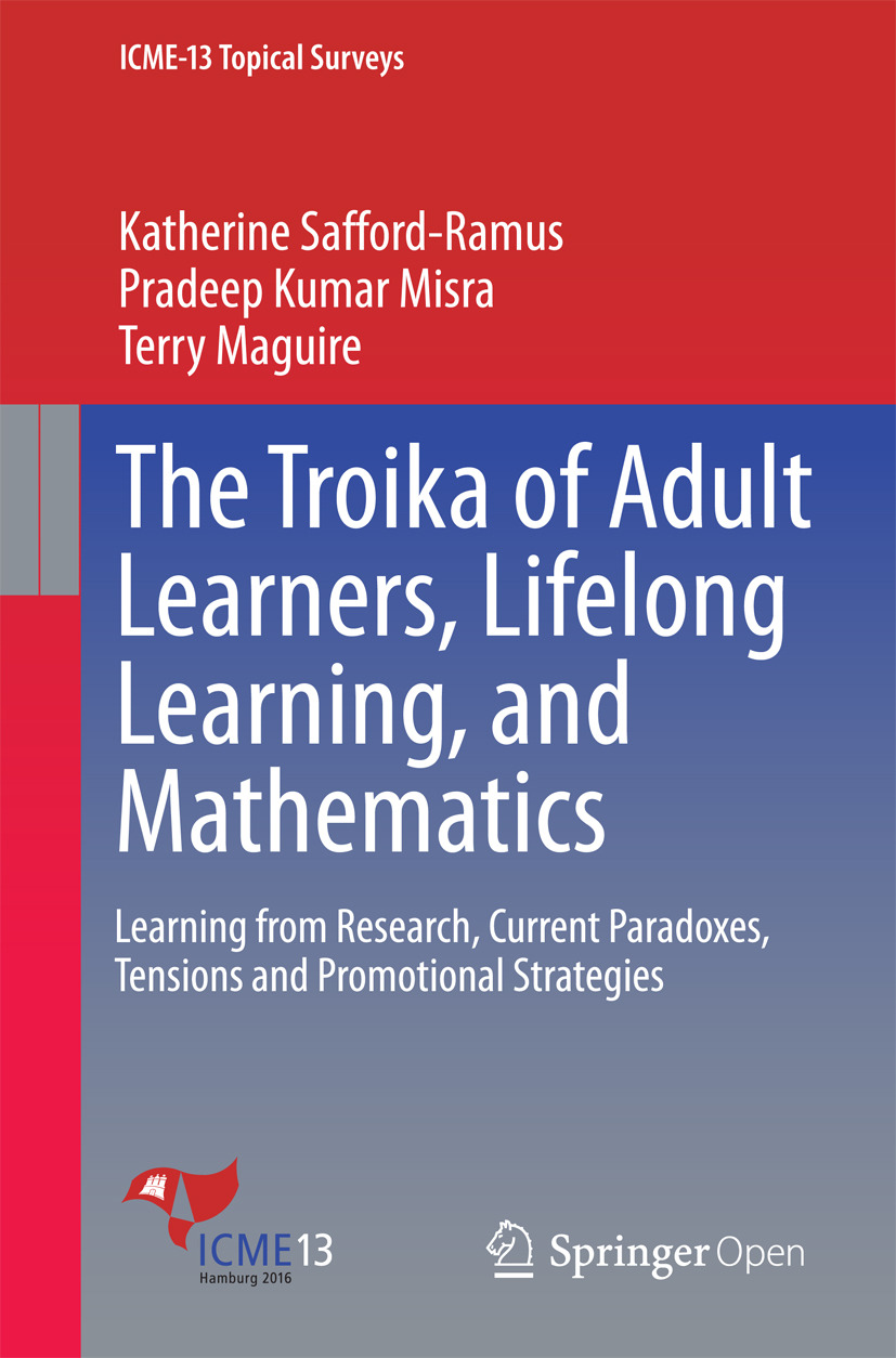 Maguire, Terry - The Troika of Adult Learners, Lifelong Learning, and Mathematics, ebook