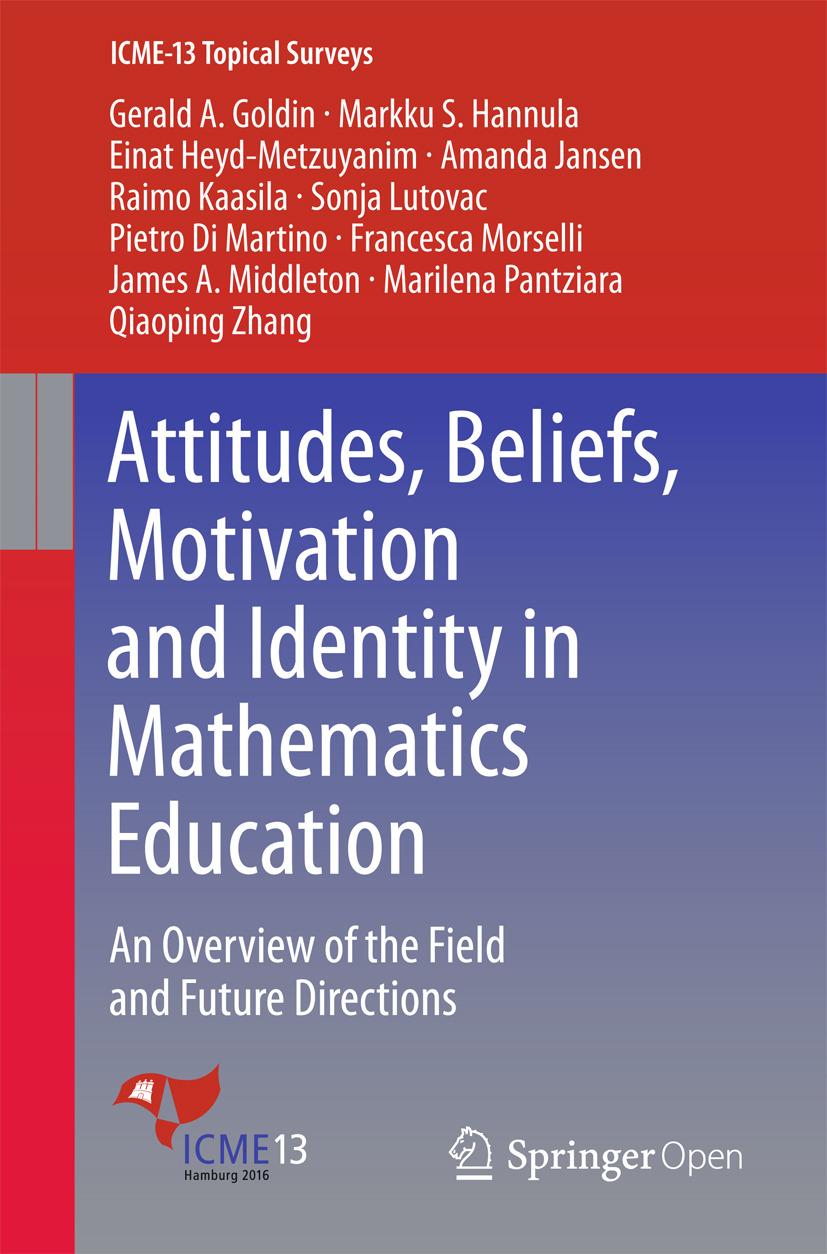 Goldin, Gerald A - Attitudes, Beliefs, Motivation and Identity in Mathematics Education, ebook