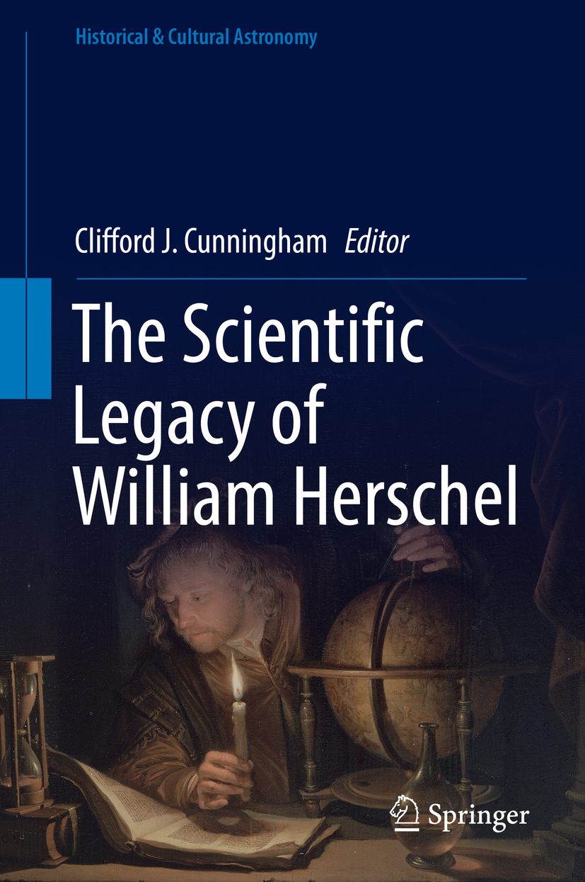 Cunningham, Clifford J. - The Scientific Legacy of William Herschel, ebook