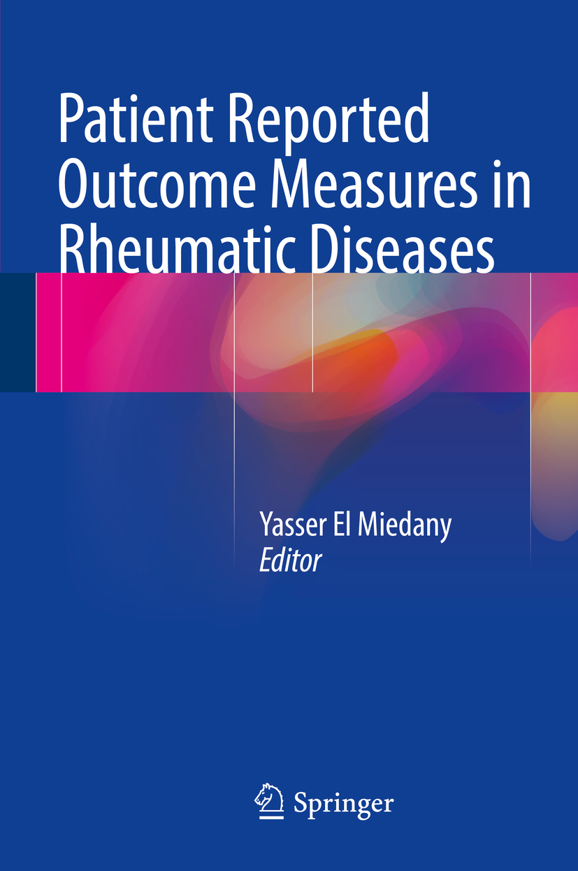Miedany, Yasser El - Patient Reported Outcome Measures in Rheumatic Diseases, e-kirja