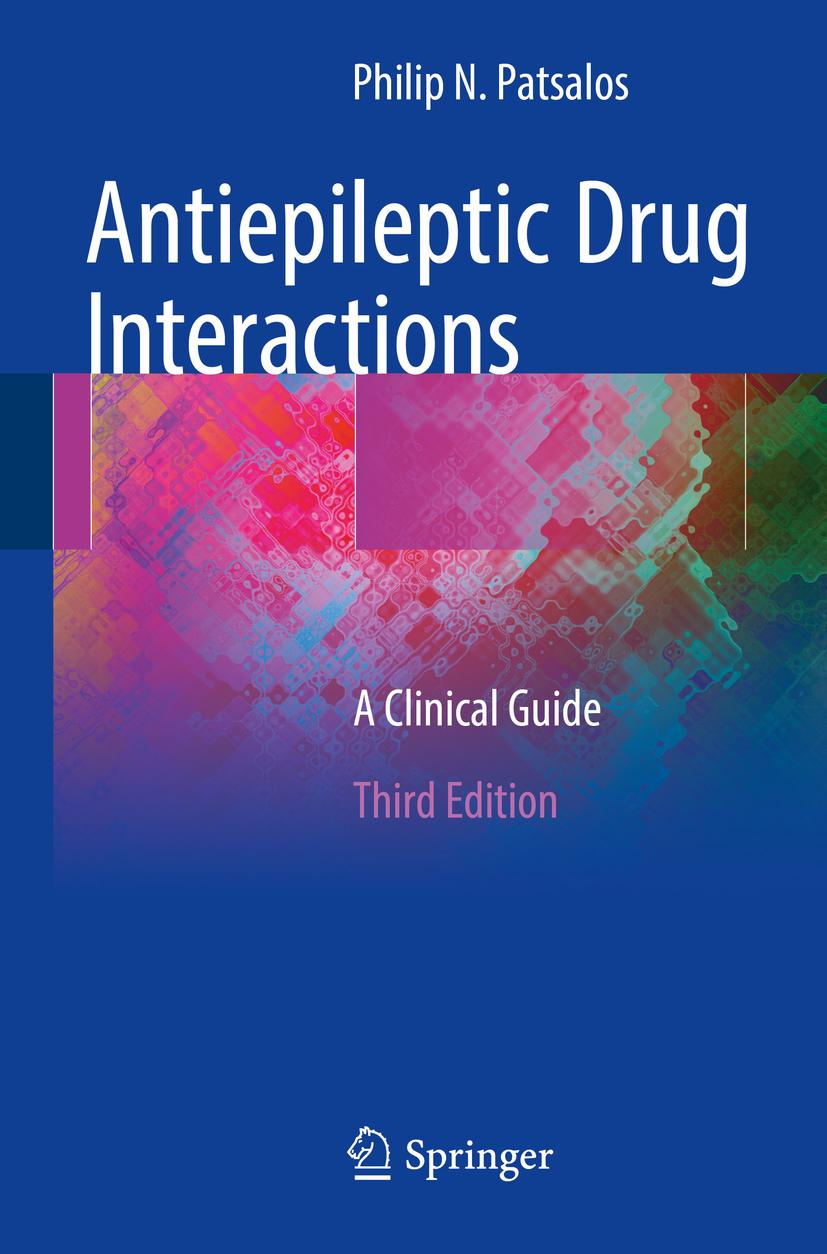 Patsalos, Philip N. - Antiepileptic Drug Interactions, ebook