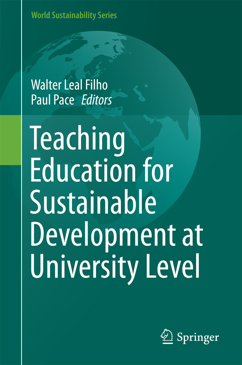 Filho, Walter Leal - Teaching Education for Sustainable Development at University Level, ebook