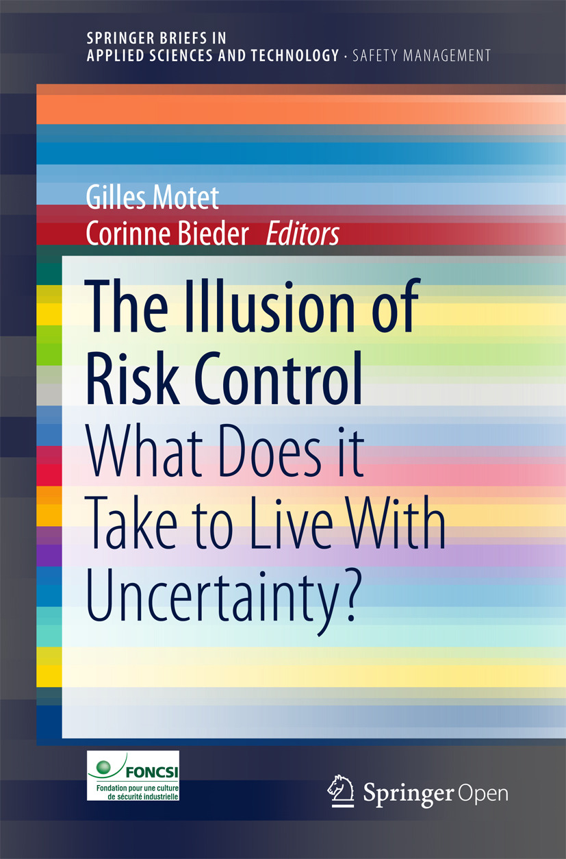 Bieder, Corinne - The Illusion of Risk Control, ebook