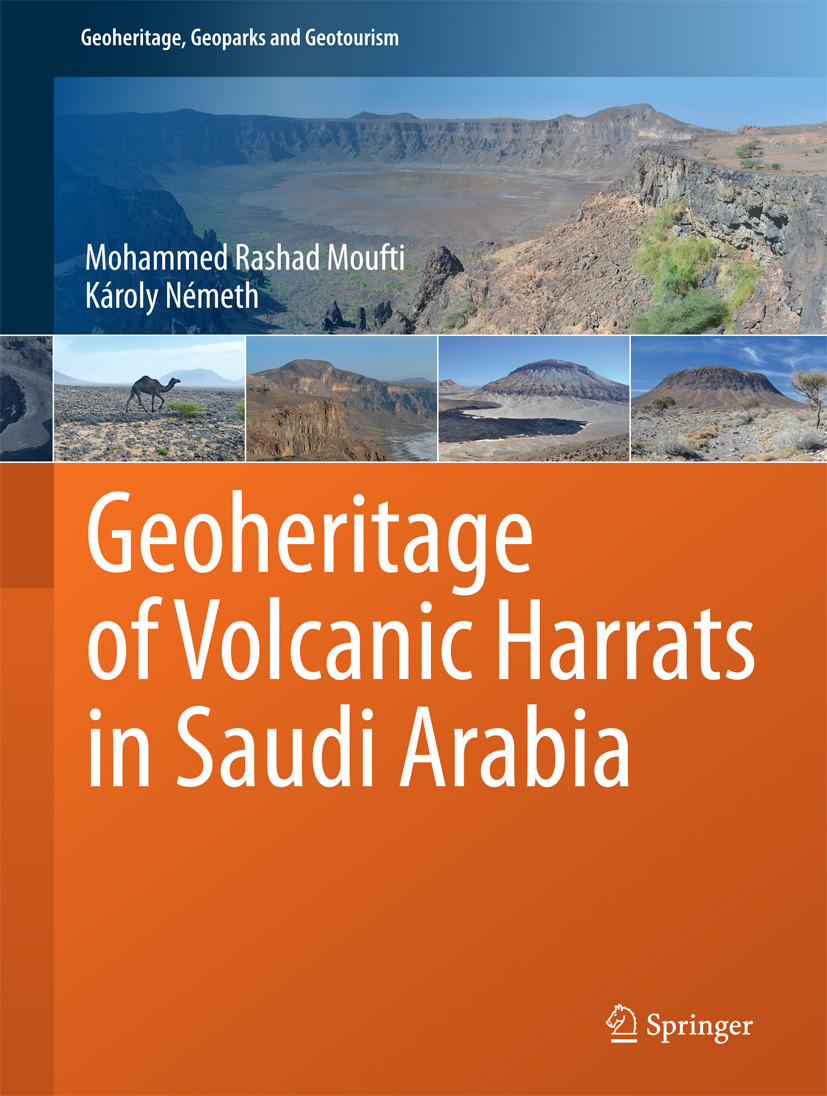 Moufti, Mohammed Rashad - Geoheritage of Volcanic Harrats in Saudi Arabia, ebook
