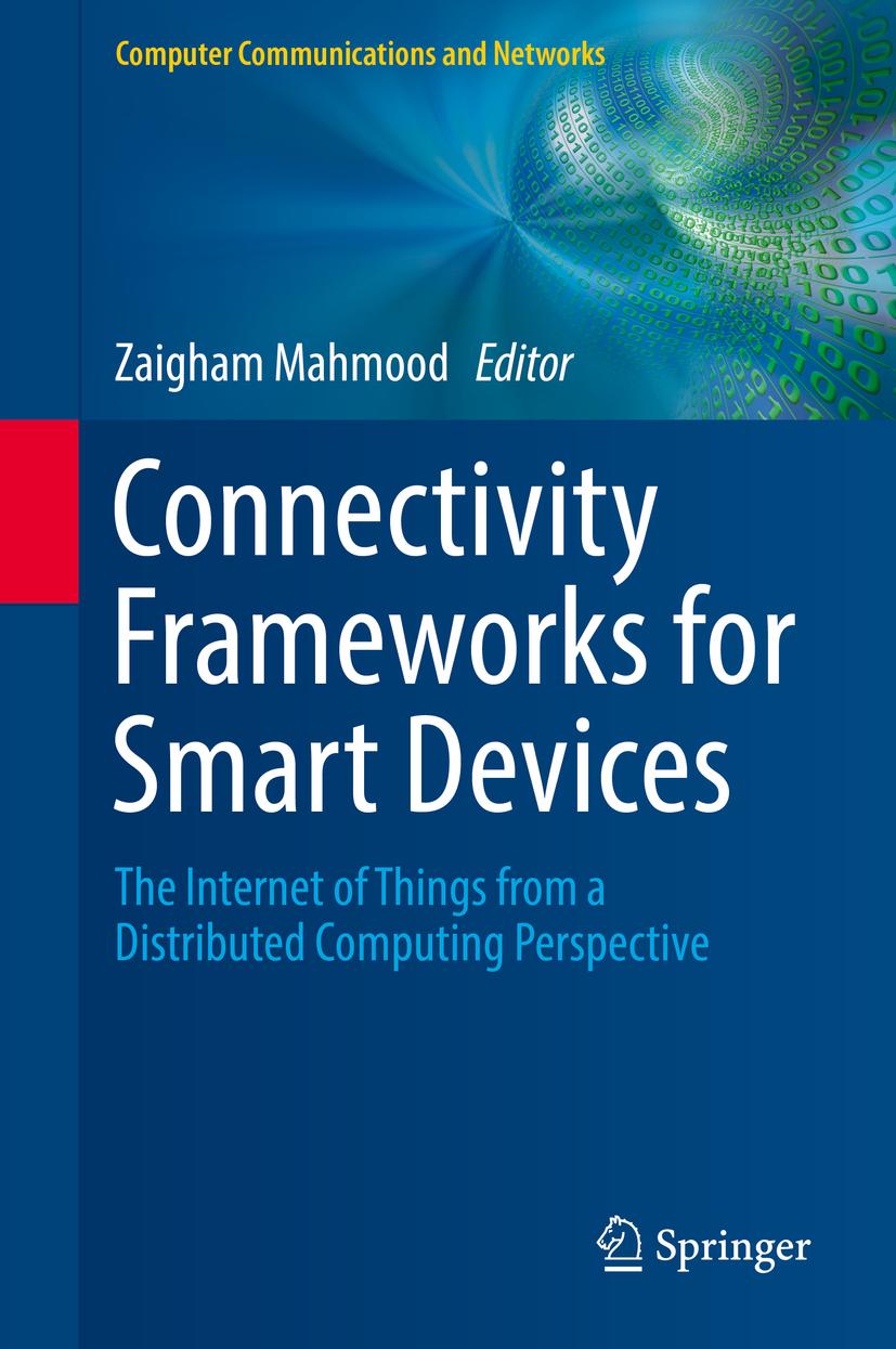 Mahmood, Zaigham - Connectivity Frameworks for Smart Devices, e-kirja