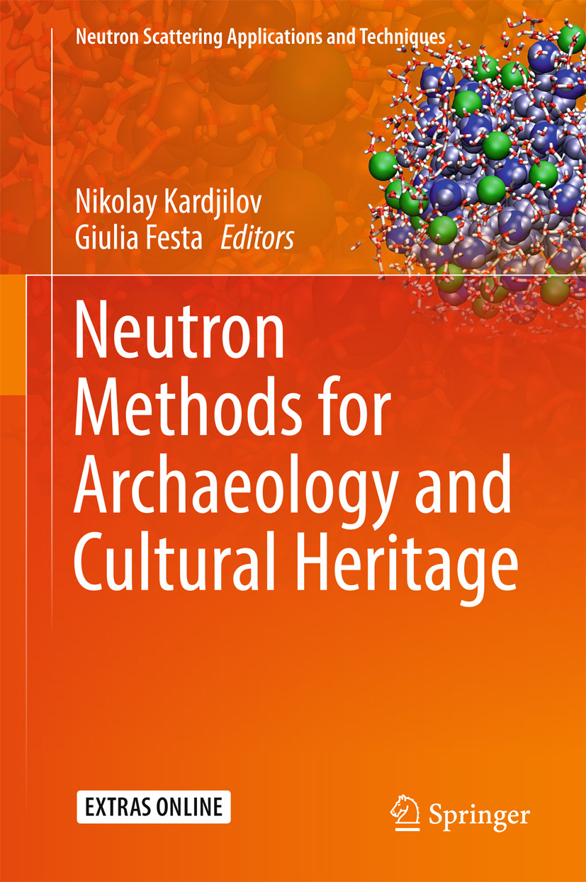 Festa, Giulia - Neutron Methods for Archaeology and Cultural Heritage, ebook