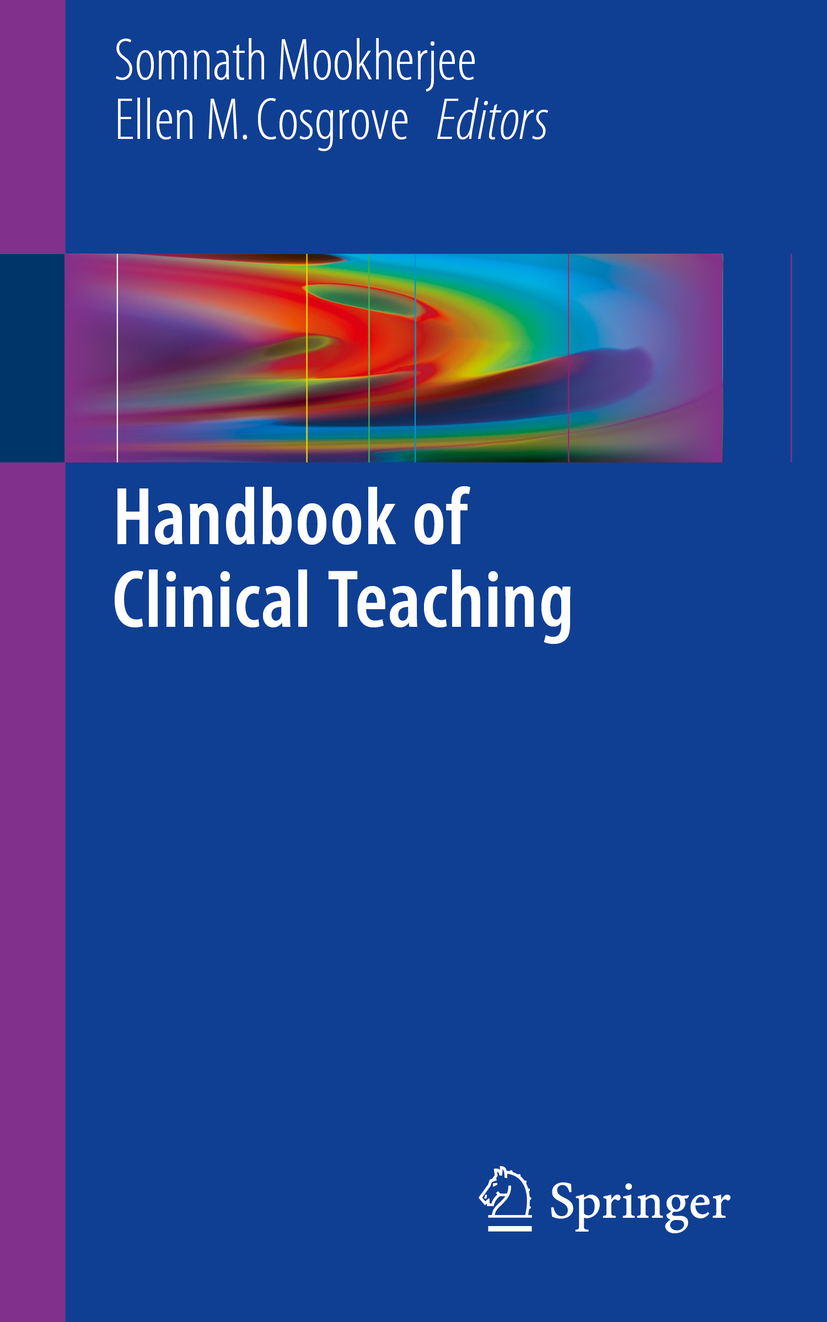 Cosgrove, Ellen M. - Handbook of Clinical Teaching, ebook