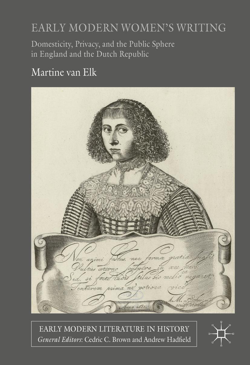 Elk, Martine van - Early Modern Women's Writing, ebook