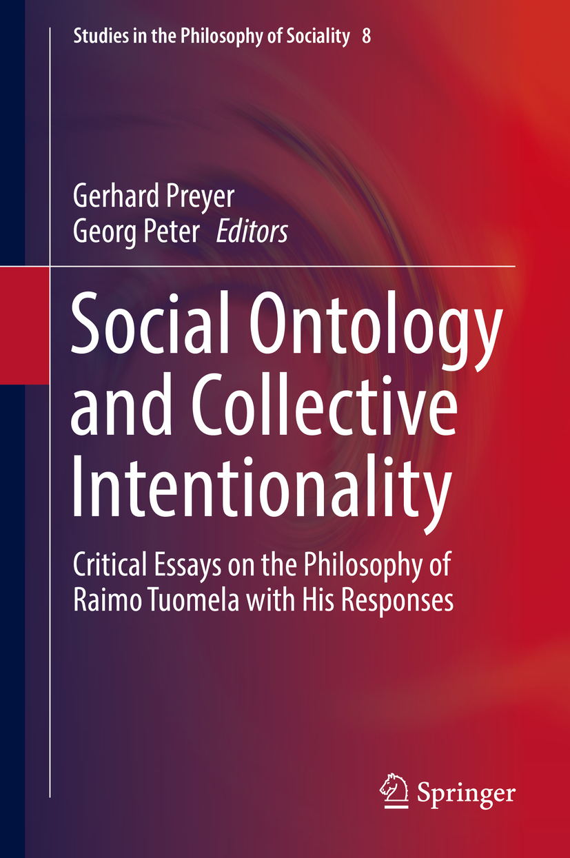 Peter, Georg - Social Ontology and Collective Intentionality, ebook