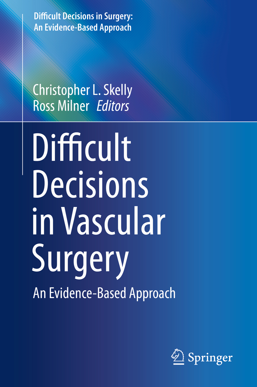 Milner, Ross - Difficult Decisions in Vascular Surgery, ebook