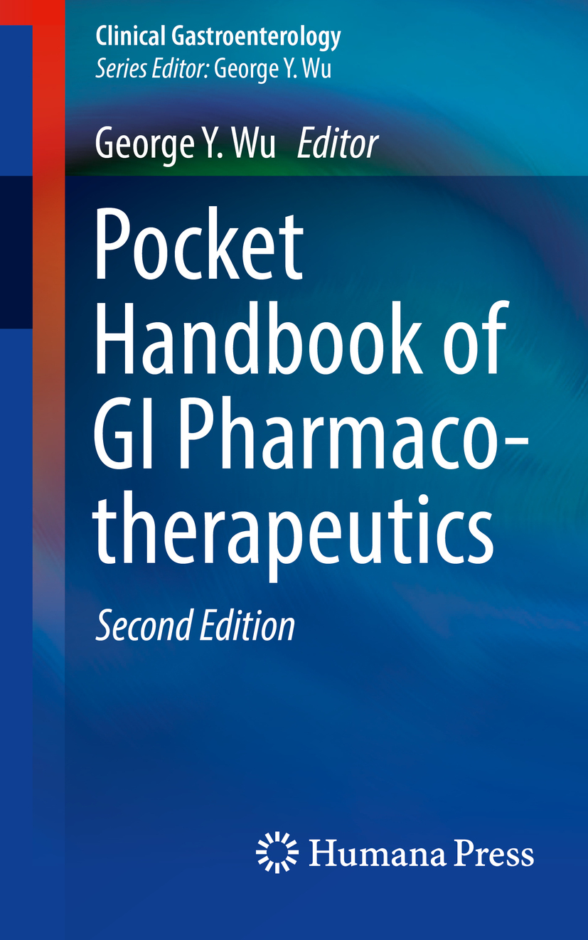 Wu, George Y. - Pocket Handbook of GI Pharmacotherapeutics, ebook