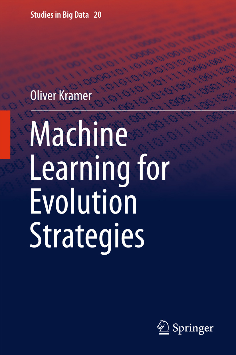 Kramer, Oliver - Machine Learning for Evolution Strategies, ebook