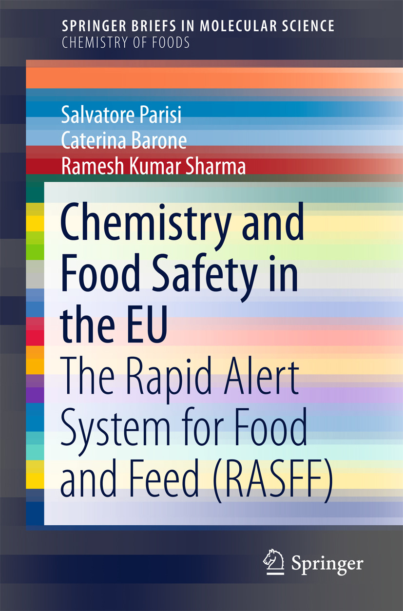 Barone, Caterina - Chemistry and Food Safety in the EU, ebook