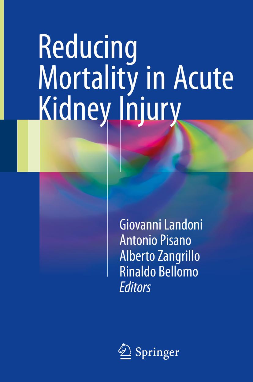 Bellomo, Rinaldo - Reducing Mortality in Acute Kidney Injury, e-bok