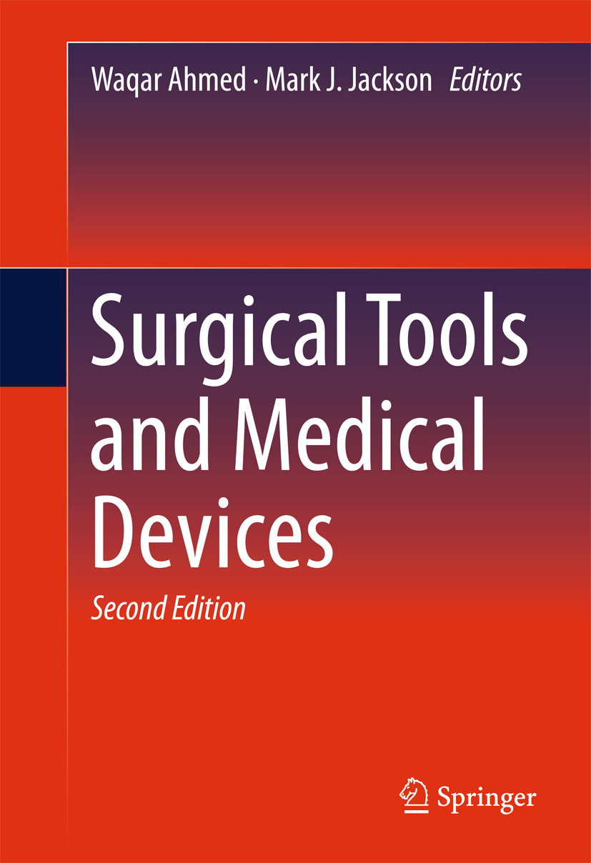 Ahmed, Waqar - Surgical Tools and Medical Devices, ebook
