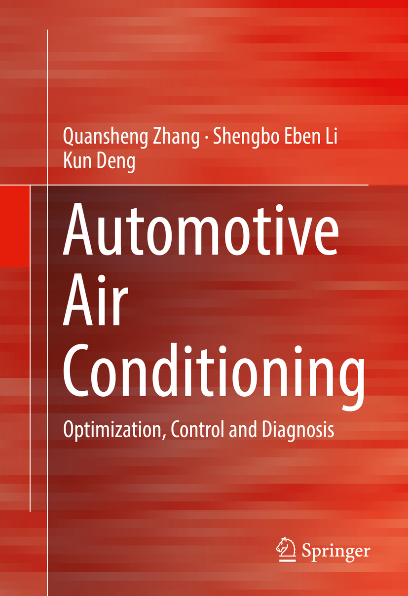 Deng, Kun - Automotive Air Conditioning, ebook