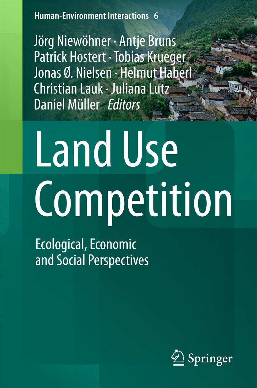 Bruns, Antje - Land Use Competition, ebook