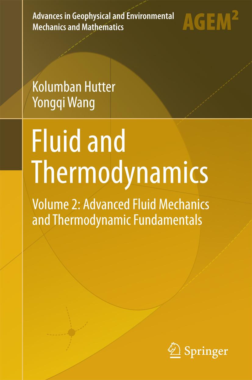 Hutter, Kolumban - Fluid and Thermodynamics, ebook