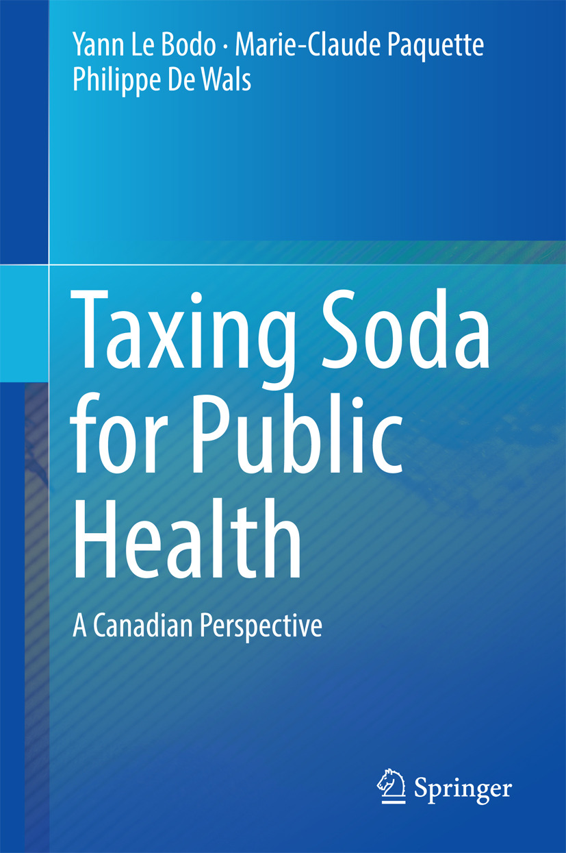 Bodo, Yann Le - Taxing Soda for Public Health, ebook