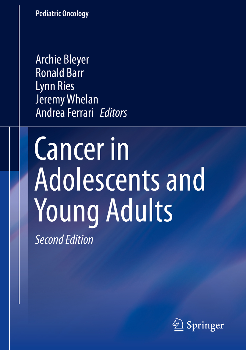 Barr, Ronald - Cancer in Adolescents and Young Adults, ebook