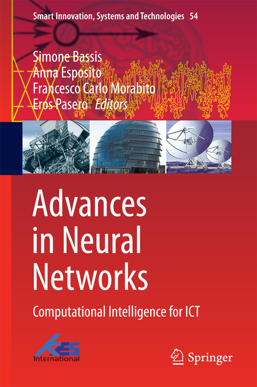 Bassis, Simone - Advances in Neural Networks, e-kirja
