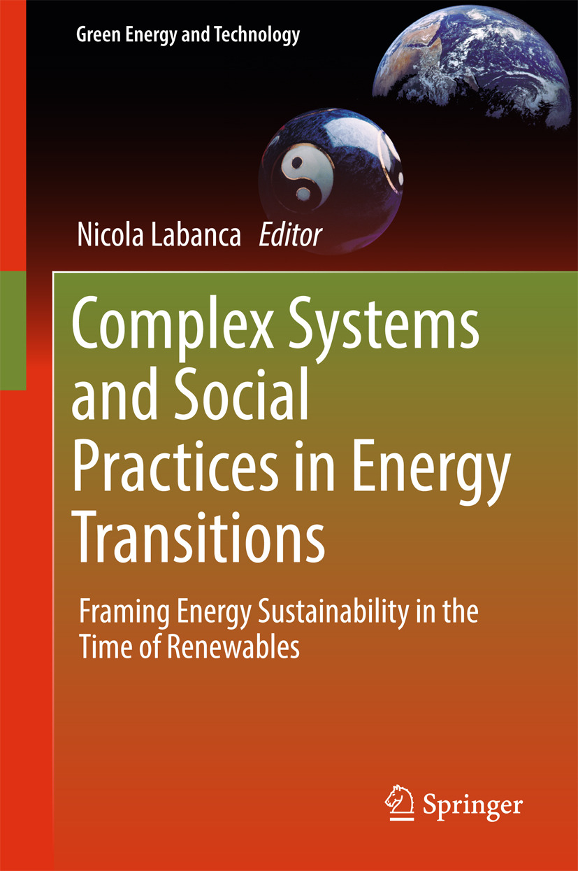 Labanca, Nicola - Complex Systems and Social Practices in Energy Transitions, ebook