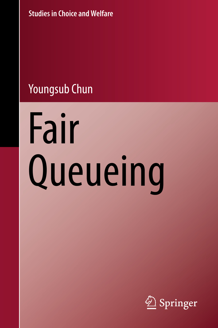 Chun, Youngsub - Fair Queueing, ebook