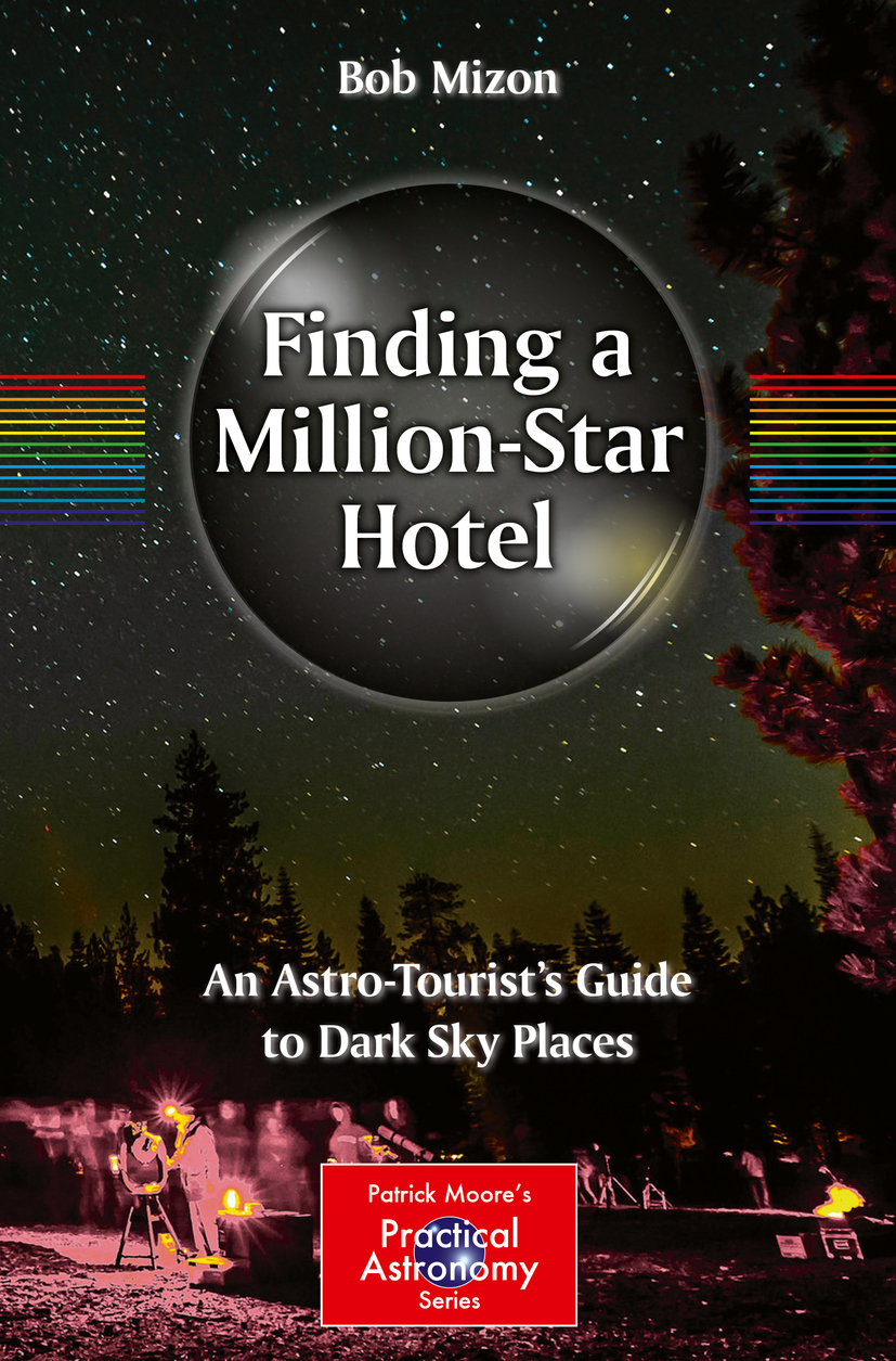 Mizon, Bob - Finding a Million-Star Hotel, ebook