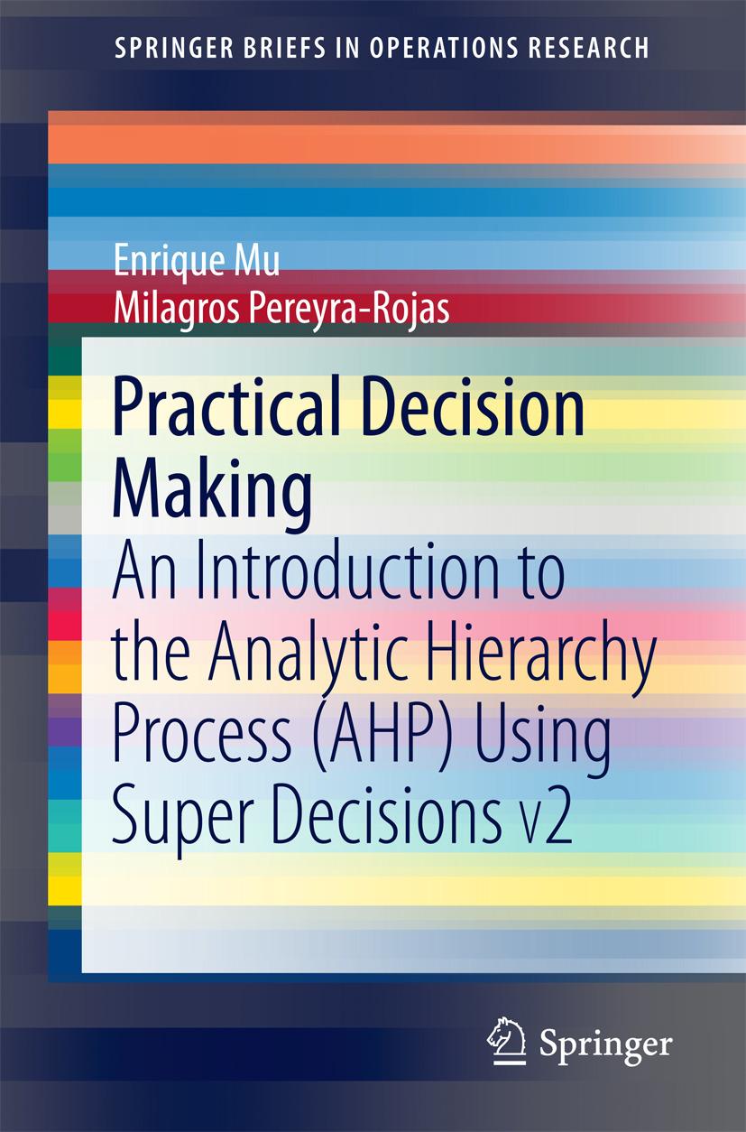 Mu, Enrique - Practical Decision Making, ebook