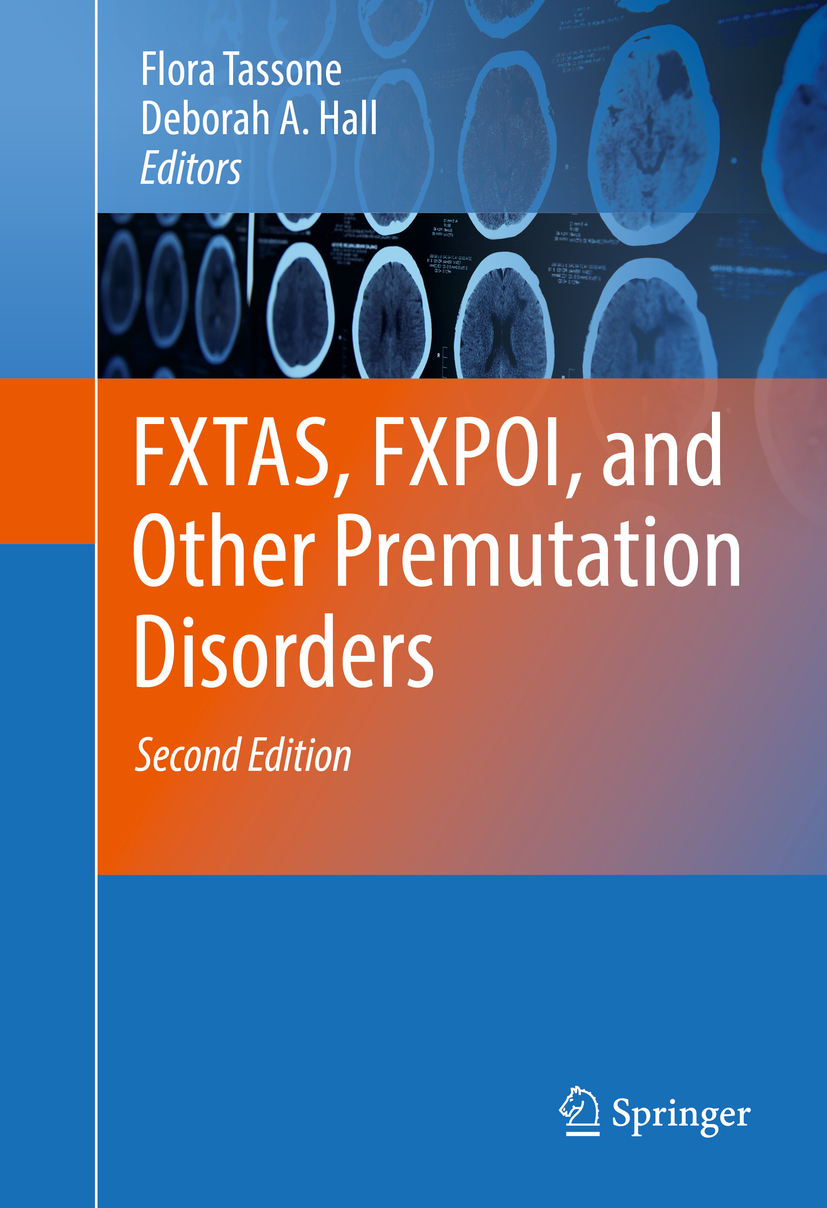 Hall, Deborah A. - FXTAS, FXPOI, and Other Premutation Disorders, ebook