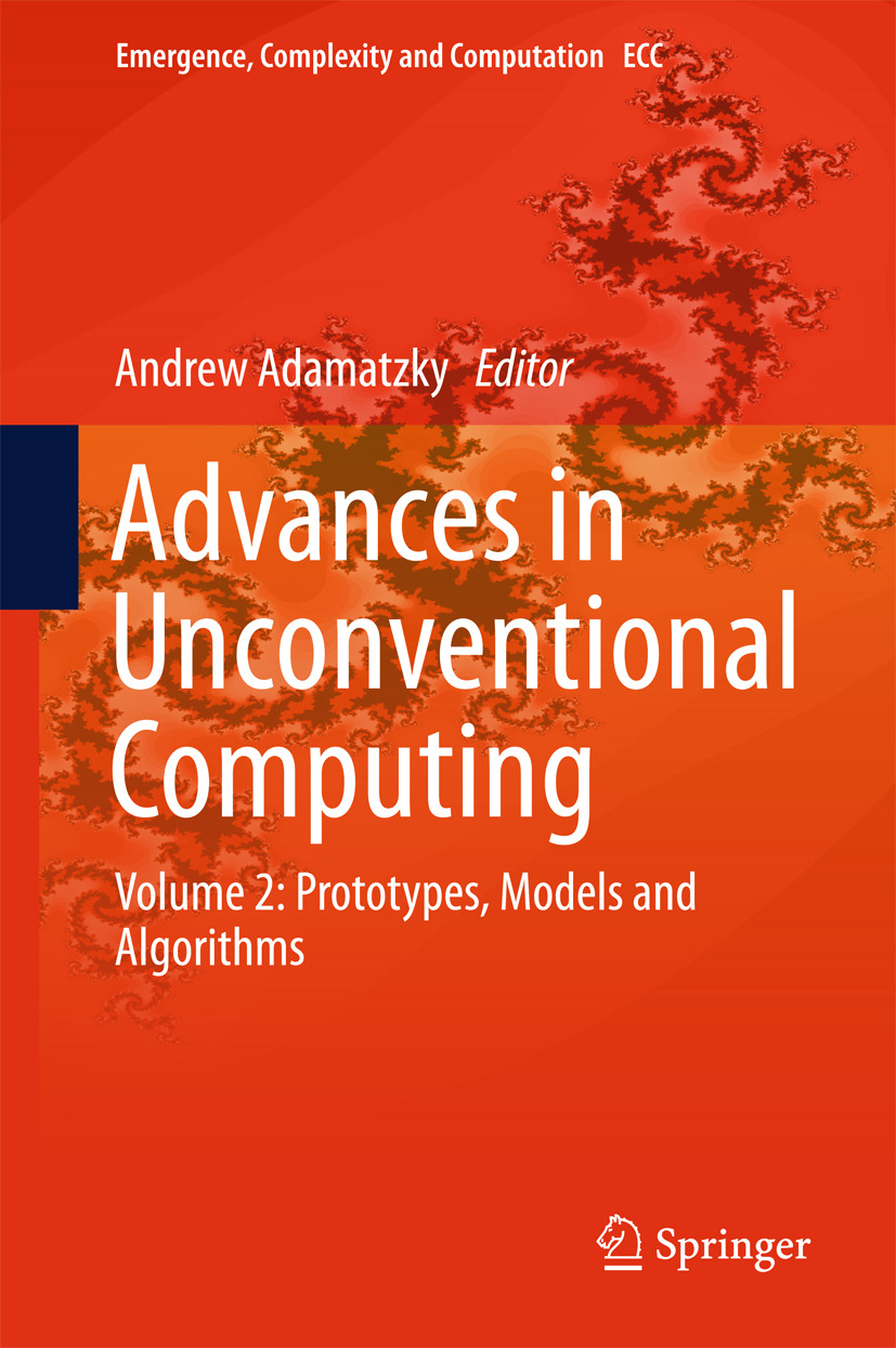 Adamatzky, Andrew - Advances in Unconventional Computing, e-kirja