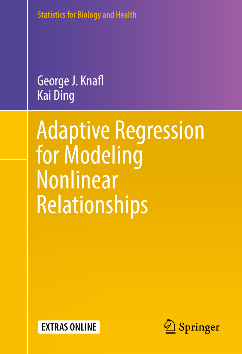 Ding, Kai - Adaptive Regression for Modeling Nonlinear Relationships, ebook