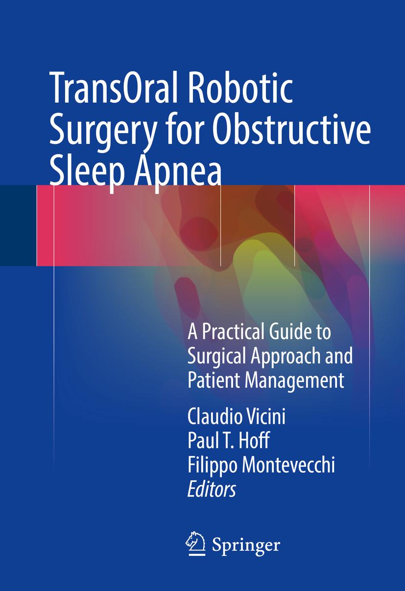 Hoff, Paul T. - TransOral Robotic Surgery for Obstructive Sleep Apnea, ebook