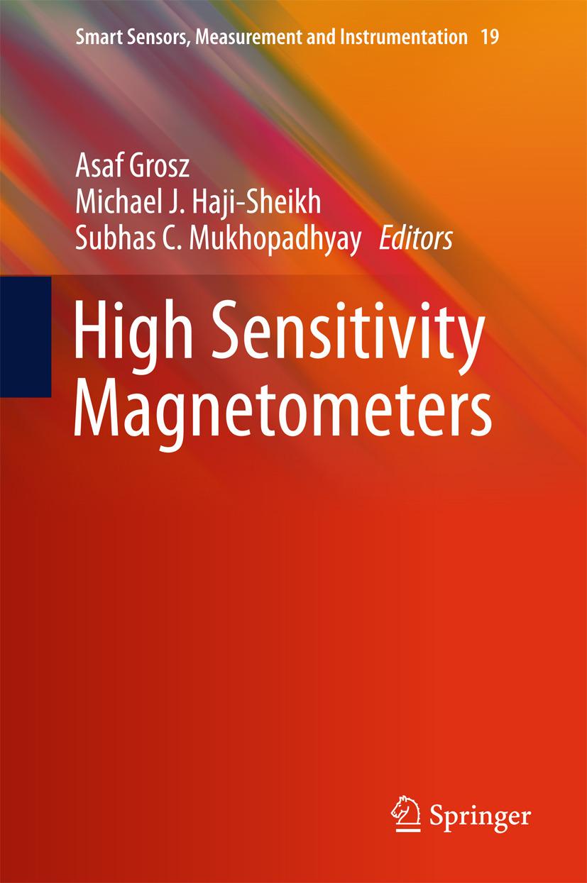 Grosz, Asaf - High Sensitivity Magnetometers, ebook
