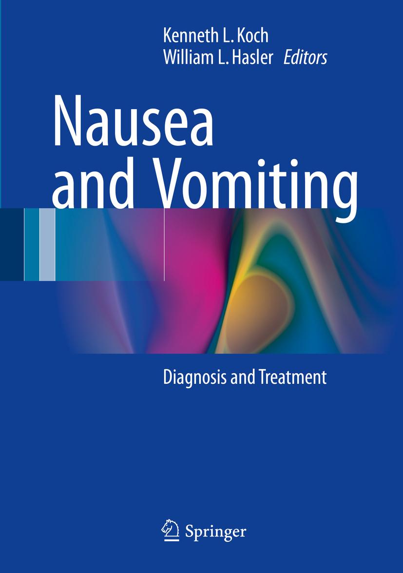 Hasler, William L. - Nausea and Vomiting, ebook