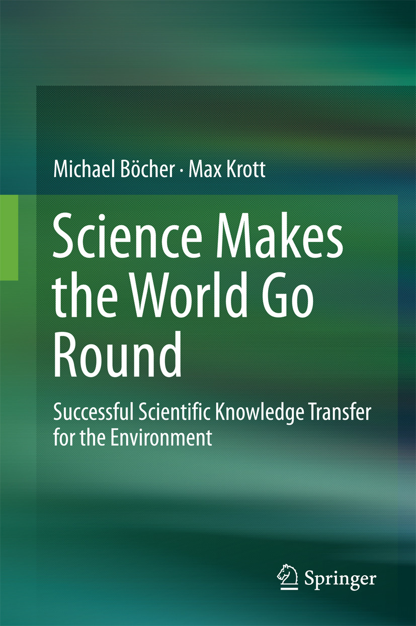 Böcher, Michael - Science Makes the World Go Round, ebook