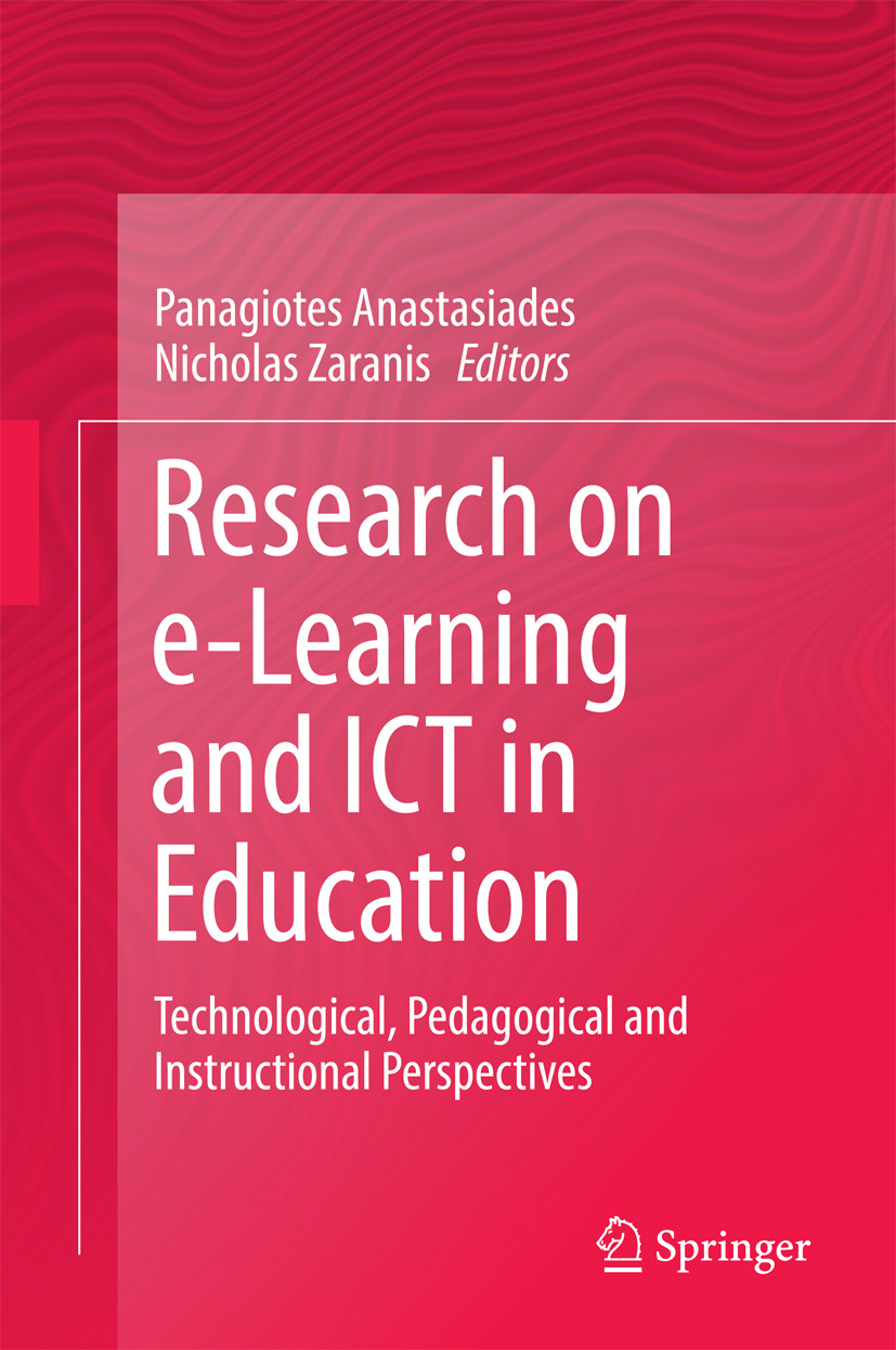 Anastasiades, Panagiotes - Research on e-Learning and ICT in Education, ebook