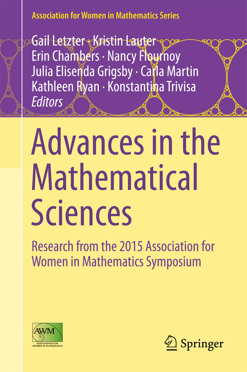 Chambers, Erin - Advances in the Mathematical Sciences, ebook