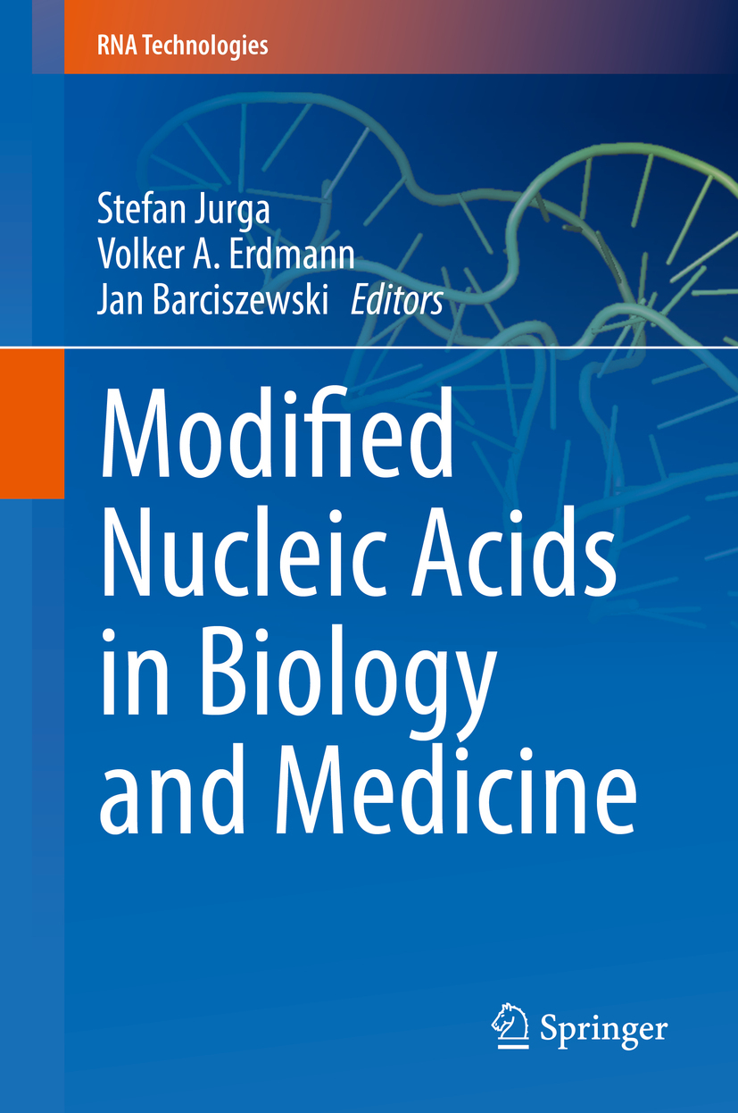 (Deceased), Volker A. Erdmann - Modified Nucleic Acids in Biology and Medicine, ebook