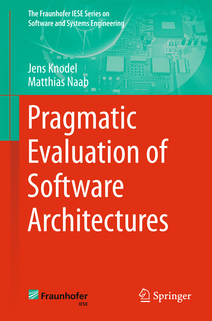 Knodel, Jens - Pragmatic Evaluation of Software Architectures, ebook