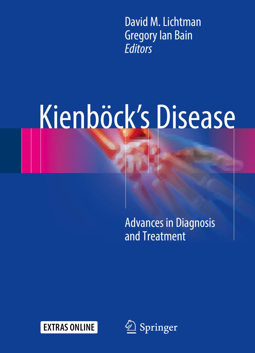 Bain, Gregory Ian - Kienböck's Disease, ebook