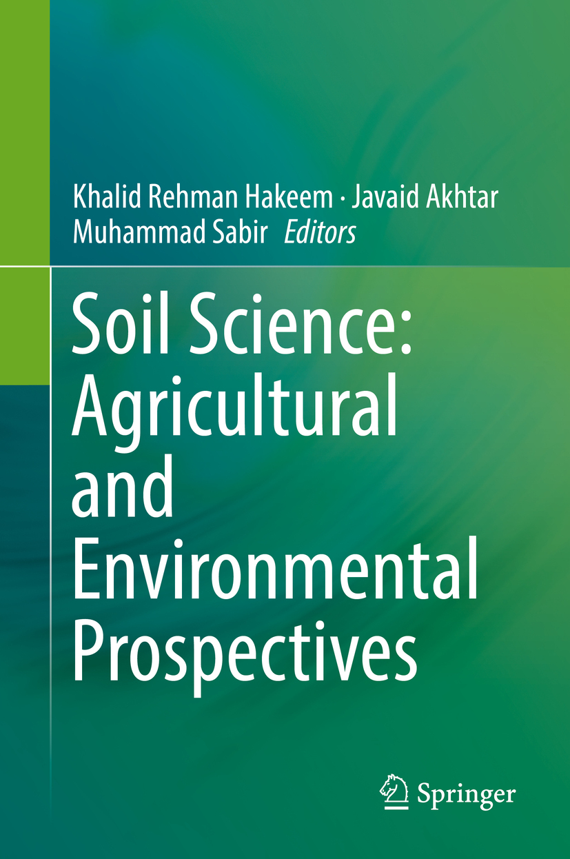 Akhtar, Javaid - Soil Science: Agricultural and Environmental Prospectives, ebook