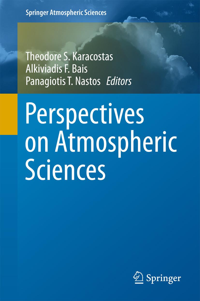 Bais, Alkiviadis - Perspectives on Atmospheric Sciences, ebook