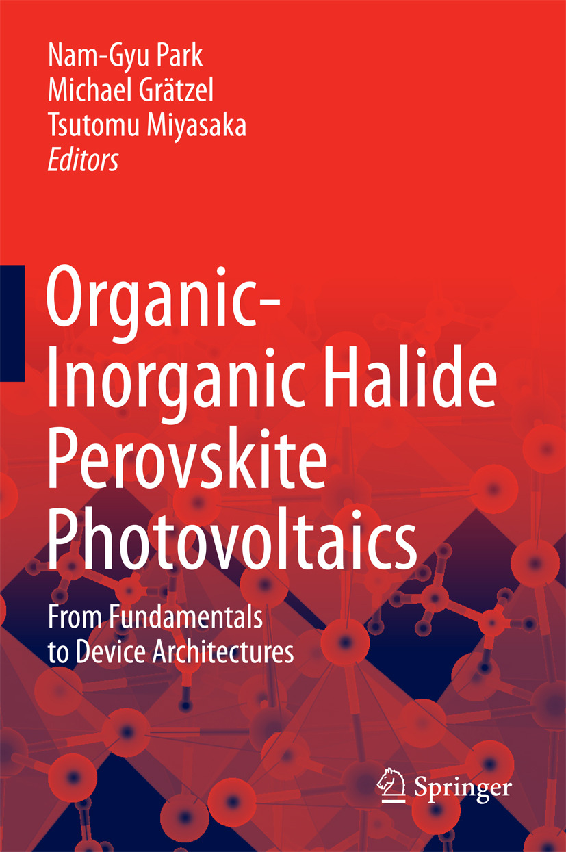 Grätzel, Michael - Organic-Inorganic Halide Perovskite Photovoltaics, ebook