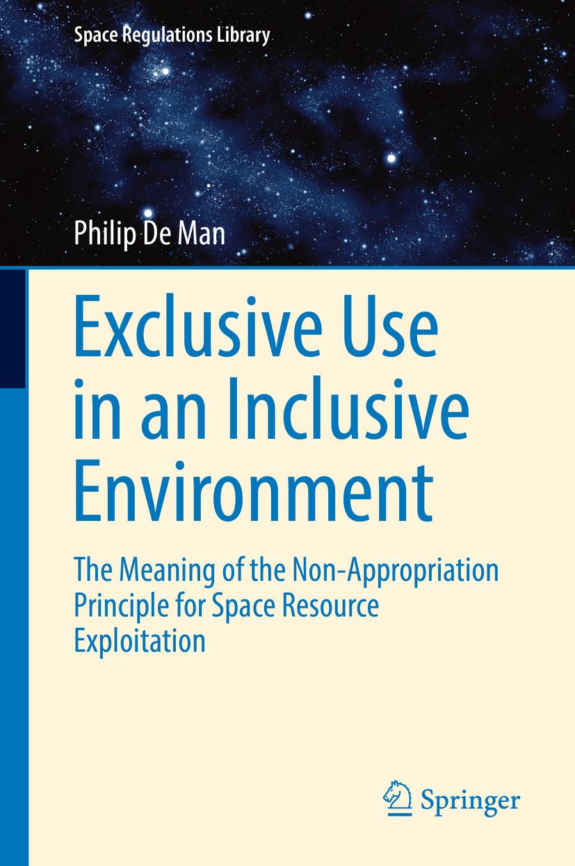 Man, Philip De - Exclusive Use in an Inclusive Environment, ebook