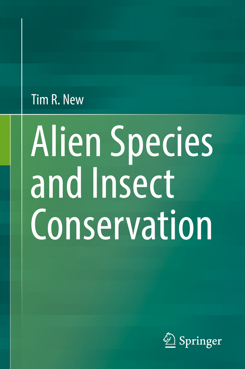 New, Tim R. - Alien Species and Insect Conservation, ebook