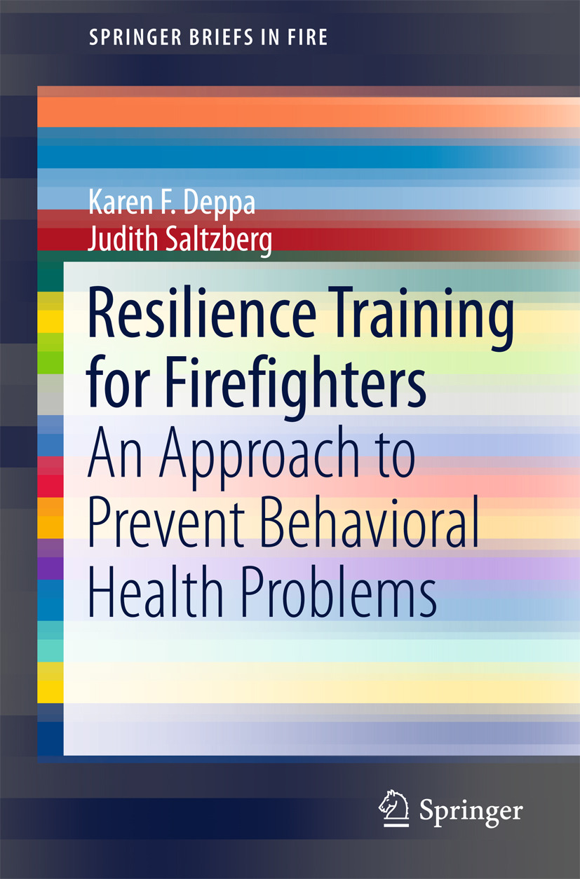 Deppa, Karen F. - Resilience Training for Firefighters, ebook
